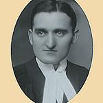 Photograph of Louis Isaacs