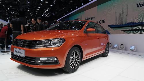 Volkswagen Gran Santana