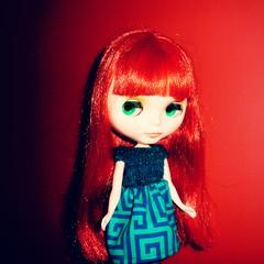 Pretty Frejya Molly 124/365