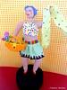 Com que Roupa? De A a Z (* Cláudia Helena * brincadeira de papel *) Tags: brazil fashion brasil moda estilo papermache roupa papiermachè papelmachê cláudiahelena lourença comqueroupadeaaz