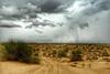 Rainy eveninig! (Ali:18 (علي الطميحي)) Tags: cloud rain desert memories saudi saudiarabia ذكريات jazan السعودية مطر صحراء سحب jizan جيزان جازان صبيا الطمحة