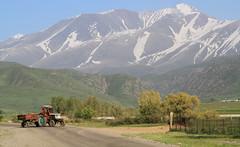 Mountains near Zhabagly (Wild Chroma) Tags: mountains landscape kazakhstan zhabagly