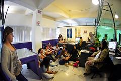 Visita Academica al Periodico la Jornada, Mas Educacion