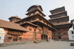 The Basantapur Tower - Hanuman Dhoka Palace
