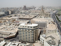 Old city, Doha.