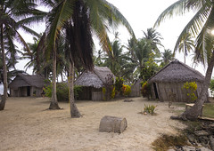 Panama, San Blas Islands, Mamitupu, Typical Kuna Homes In Kalu Obaki Lodge (Eric Lafforgue) Tags: poverty house color colour tree home latinamerica nature horizontal architecture landscape outdoors island photography scenery day village traditional poor tranquility nobody nopeople exotic hut palmtree remote panama tradition thatchedroof typical cultures idyllic vacations everydaylife scenics kuna archipelago centralamerica ecotourism indigenouspeople tranquilscene cuna caribbeansea guna traveldestinations kunas nonurbanscene sanblasislands indigenousculture builtstructure mamitupu kunatribe panama284
