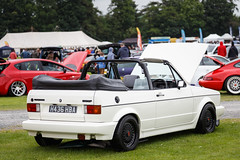 Volkswagen Golf Cabriolet (<p&p>photo) Tags: white 90s 1990s 1991 dub vdub vwgolfclipper volkswagengolfclipper volkswagengolfcabrio vwgolfcabriolet volkswagengolfcabriolet volkswagen golf cabriolet clipper h436hba worldcars cumbria vag show shine 2016 cumbriavag festival showshinefestival cumbriavagshow cumbriavagshowshinefestival showshine june2016 germany german car germancarshow germancar germancars classiccarshow auto autos autoshow carshow lakedistrict westmorlandcountyshowground westmorland county showground kendal england uk englishlakedistrict