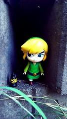 Link  (Ainnlow) Tags: thewindwaker thelegendofzelda link nendoroid nendoroidphotography goodsmilecompany dungeons