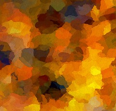 Blind man's bluff (readerwalker) Tags: ipadart abstracts ipainting ambiguity faces