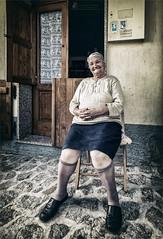 Street portrait (Giuseppe Tripodi) Tags: photography granny persone elderly portrait woman street ritratto people