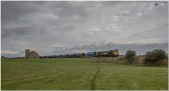 Well Trodden Path (Terry 47401) Tags: 60508 6f23 fan house boulby tees dock train railway class66 potash cattle trough