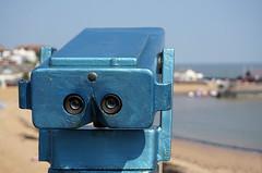 take a peek... (maggie224 -) Tags: binocular broadstairs seaside