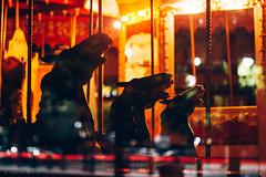 Carousel (gabe.mirasol) Tags: nikon d600 135mm vivitar manual night nighttime long exposure carousel vsco ektar