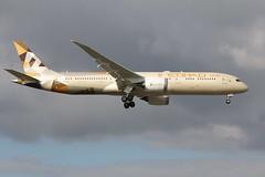 A6-BLF Boeing 787-9 Etihad Airways (FokkerAMS) Tags: boeing787 dreamliner etihadairways a6blf