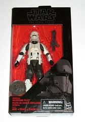 star wars the black series 6 inch action figures 2016 red packaging toys r us exclusive rogue one imperial hovertank pilot rogue  one hasbro misb a (tjparkside) Tags: star wars black series 6 inch action figures 2016 red packaging toys r us exclusive rogue one imperial hovertank pilot hasbro misb tbs six excl exc tru toysrus combat driver drivers empire empires armored repulsor vehicle vehicles blaster blasters weapon weapons disney