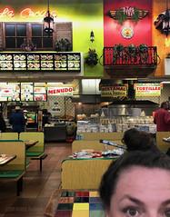 La Cocina Mexicana (MacroMarcie) Tags: lacocina mexicana food lunch anaheim california macromarcie selfie self 365 project365 selfiesunday iphone7 iphone7plus