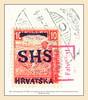 """MiNr. 0062  Jugoslawien 5197 MFake 1916 Ausgabe für Kroatien """"Michel Katalog 1900 Eur"""" Freimarken Briefmarken falsch Philatelic fake stamp (Morton1905) Tags: minr 0062 jugoslawien 5197 mfake 1916 ausgabe für kroatien michelkatalog1900eur freimarken briefmarken falsch philatelic fake stamp"""