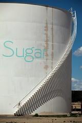 Sugar (gordeau) Tags: lovell wyoming stairs shadow sugartank gordon ashby gordeau unanimous