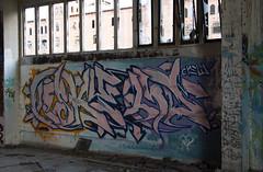 _DSC1294 (Under Color) Tags: leipzig graffiti lost places urban exploring leipsch walls