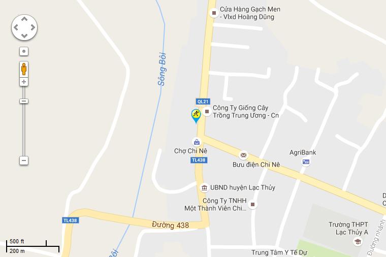 Khai trương siêu thị Điện máy XANH Chi Nê, Hòa Bình