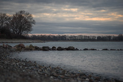 sea.me.calm. (rol-and) Tags: czj ocean vintagelens zeiss sky landscape balticsea ostsee 135mm