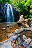 Ellinjaa Falls (Arjun Saha Photography) Tags: australia ellinjaa waterfallscircuit falls landscape waterfall lavarocks queensland