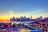 Manhattan Skyline from Brooklyn Heights Promenade (Stuart Beards) Tags: brooklynheightspromenade brooklyn brooklynbridge bridge manhattan skyline city new york ny nyskyline cityskyline sunset nysunset newyorkskyline manhattanskyline wallst wallstreet heights promenade heightspromenade brooklynpromenade