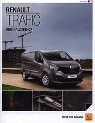 Renault Trafic Originalzubehr; 2014 (World Travel Library) Tags: renault trafic originalzubehr accessories 2014 nutzfahrzeug car brochures sales literature auto worldcars world travel library center worldtravellib automobil papers prospekt catalogue katalog vehicle transport wheels makes model automobile automotive motor motoring drive wagen photos photo photograph picture image collectible collectors ads fahrzeug frontcover cars   documents dokument broschyr esite catlogo folheto folleto   ti liu bror