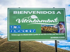 Vilcabamba is known for its residents having long lives.