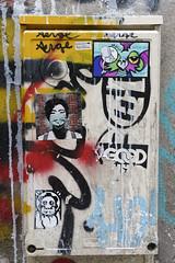 Eddie Colla - Nite Owl - El Moot Moot (Ruepestre) Tags: eddie colla nite owl el moot paris france streetart street graffiti graffitis art urbain urbanexploration urban
