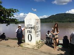 Kaeng khut Khu (jlarsen2006) Tags: chiang province khan khu asia nature kaeng loei beautiful river thailand mekong khut milestone