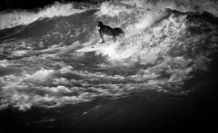 surfing at night in munich (matwolf) Tags: mnchen munich surfing surf eisbach bw blackandwhite blanc black water waves welle germany noiretblanc ngc noir noirblanc blackwhite biancoenero en blanco y negro enblancoynegro schwarz schwarzweis