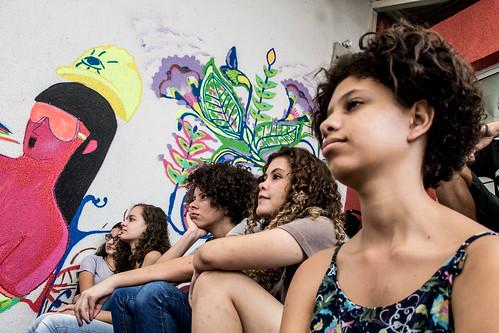 Oficina NINJA em escola ocupada • 29/11/2016 • Belo Horizonte (MG)