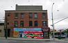 Welling Court Mural Project - Astoria, Queens, NYC (SomePhotosTakenByMe) Tags: bus flag flagge fahne usa urlaub vacation holiday nyc newyork newyorkcity america amerika queens astoria mural wandbild kunst art graffiti wellingcourt wellingcourtmuralproject muralproject outdoor eightstreetdeliminimart deli eightstreet shop store geschäft laden minimart weareallfamily wearefamily ronhall hall