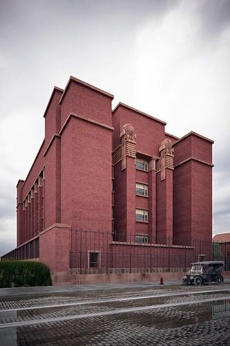 Larkin Administration Building  / Frank Lloyd Wright / Buffalo, New York / 1904-06