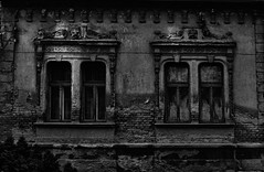 There are places.. (_Evi_) Tags: window blackandwhite old weathered ghost