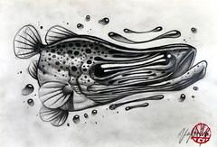"Veks Van Hillik - ""la truite"" (Thethe35400) Tags: poisson fish pescado fisch arrain peix peixe pesciu pesce fisk ryba pete"