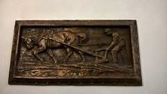 Emil Cedercreutzin reliefi Tieteiden talossa Helsingissä (marja.pajula) Tags: reliefi hevonen emil cedercreutz horse tieteiden talo