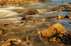 Big Stopper 3 (graemecave) Tags: river water nd big stopper irwell winter slow shutter long exposure