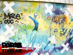 Rêve et utopie // Tarek, Pakone et Pompetti (Pegasus & Co) Tags: streetart urban art utopia artistes artwork brest bretagne menatwork painting paristonkarmagazine paste urbain urbanart pak pompetti fresque graffiti mur कला पेंटिंग समकालीन 城市的 艺术 塔里克 画 街头艺术 اللوحة الفن المعاصر فن طارق ストリートアート 美術 絵画 pakone mural spraycan arts rue समकालीनकला colors worldwide stencil urbart utopie ブルターニュ bhriotáin bretagna brittany бретань 布列塔尼 acrylique volume letters sport c29 jaune orange bleu vert pastel gymnase britannia breizh collage tarek tarekbenyakhlef couleur muralisme walpainting