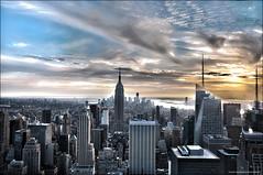 New York City, USA - HDR (Stuart-Saunders) Tags: new york city usa america nikon angle wide mm 1020 hdr d300s