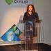 Lucila Pinto apresenta Evento da Oxiteno