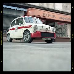 600 Abarth (A.González) Tags: españa classic car spain galicia coche 600 scuderia pontevedra vigo clasico abarth calvario clásico clasicos clásicos angelgonzalez escuderia escudería agiz3