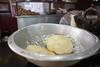 India1456.jpg (sidetrekked) Tags: travel people food india detail kitchen bread restaurant interiors cook worker darjeeling westbengal bhatura batura batoora bhatoora
