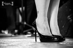 Heels (sebastiano.riva) Tags: jazz swing singer heels tacchi daarklands colouredswingband