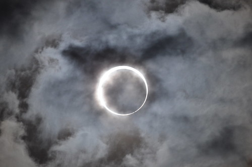 annular solar eclipse by kubotake, on Flickr