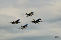 Blue Angels (jt893x) Tags: nikon andrews aircraft aviation sigma airshow blueangels 2012 afb fa18 jsoh 150500mm d7000