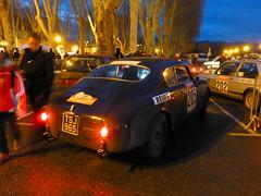 20130129 Tournon Ardèche - Monte Carlo  Historique- Lancia Aurelia B20 -(1954)- (anhndee) Tags: france classic days ardeche tournon ardèche rhonealpes voituresanciennes classicdays