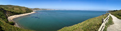Point reyes - Drakes Bay (Julien_V) Tags: ocean california usa bay pacific pointreyes californie drakesbay ocan pacifique