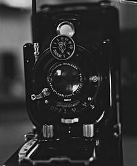 Voigtlaender 6,5x9 Folding Camera (Mamiya RB67 Pro S, Kodak Portra 400 - BW Conversion) (baumbaTz) Tags: blackandwhite bw 120 mamiya monochrome mediumformat germany deutschland blackwhite conversion kodak 400 april sw kit monochrom grayscale schwarzweiss 90mm portra stade greyscale skopar niedersachsen lowersaxony 105mm c41 mamiyarb67pros portra400 kodakportra400 kodakportra sekor mittelformat 2013 tetenal colortec kutenholz mamiyarb67professionals 20130426 voigtländervoigtlaender6 5x9platecameraplatecameraplattenkamerafolderfoldingfoldingcamera